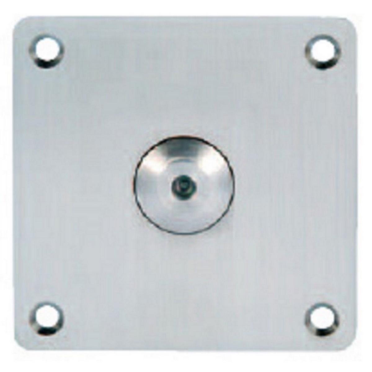 urmet 9800l220 bouton poussoir inox de commande. Black Bedroom Furniture Sets. Home Design Ideas